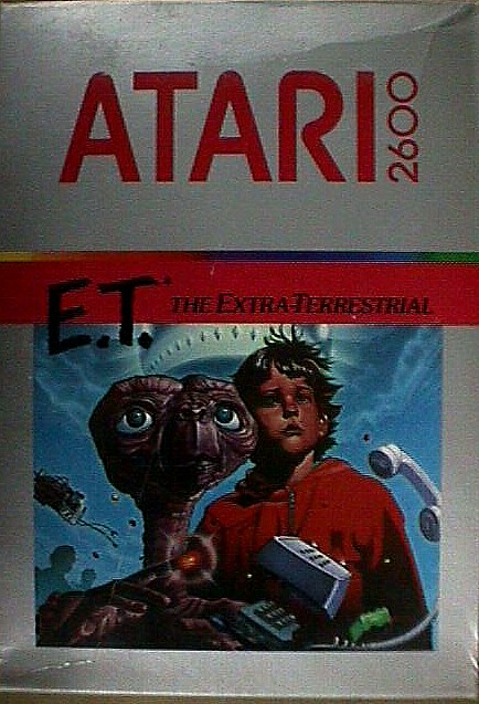 I WANT MY ET!