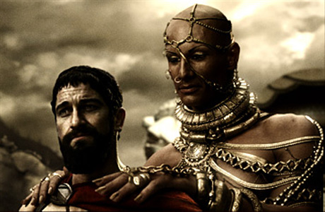 Leonidas was pleased by Australia's support