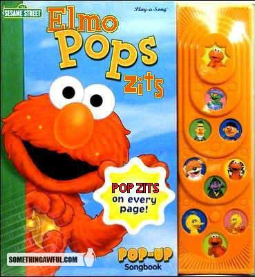POP Elmo!