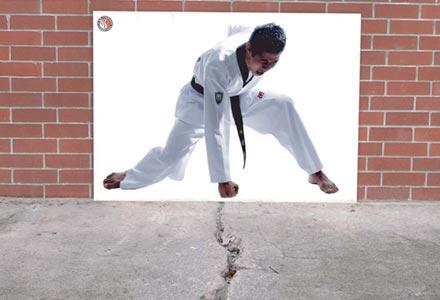 Kim's Karate!