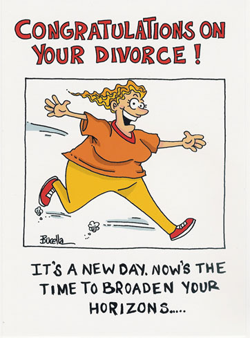 Happy Divorce...Jackass