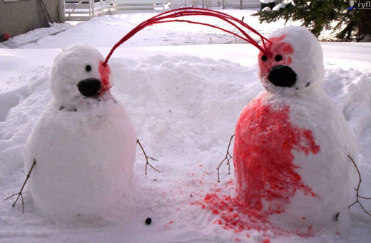 Your blood tastes like a cherry snow-cone...