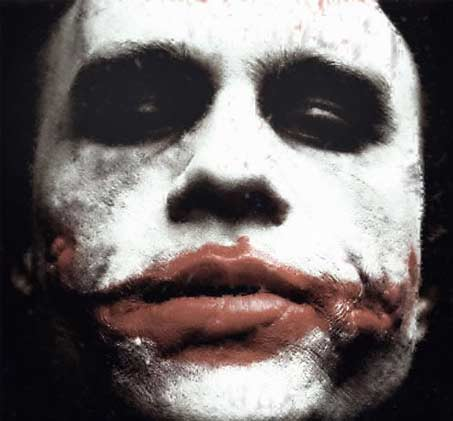 THIS Joker was no fag...