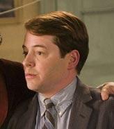 Behold Ferris Bueller's zombie corpse...