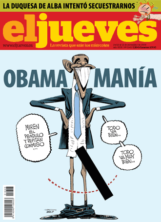 Si.  Obama est mui Macho!