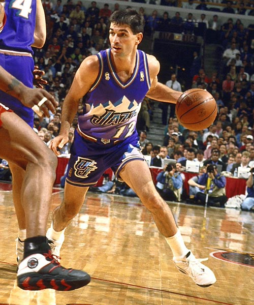 No! JOHN STOCKTON is the Best Point Guard EVER